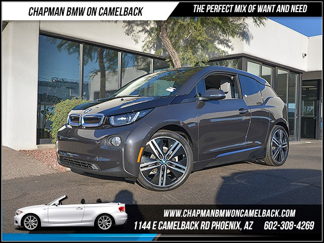 2014 BMW i3 12549 miles Mega World Park Assist Package Phone hands free Wi