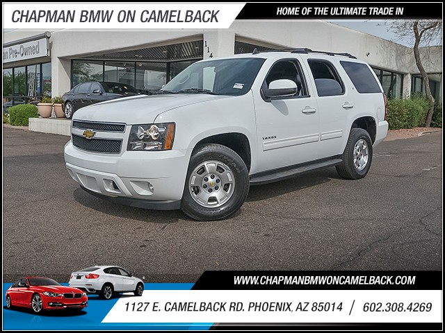2011 Chevrolet Tahoe LT 76759 miles Satellite communications OnStar Wireless data link Bluetooth