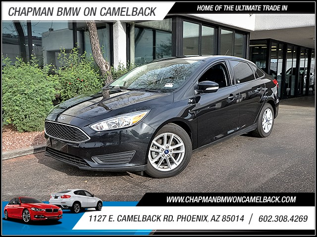 2015 Ford Focus SE 30675 miles 6023852286 1127 E Camelback Rd Chapman Value center on Camelb