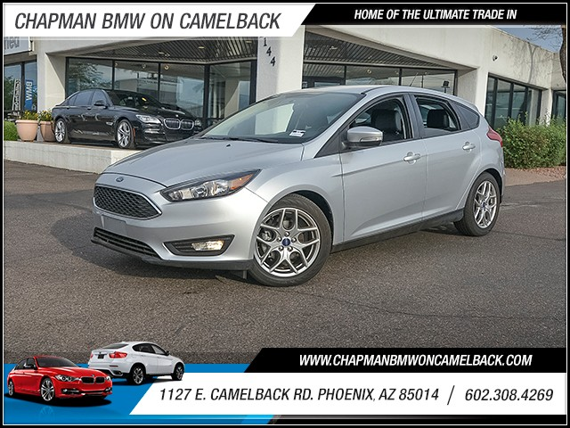 2015 Ford Focus SE 29024 miles 6023852286 1127 E Camelback Rd Chapman Value center on Camelb