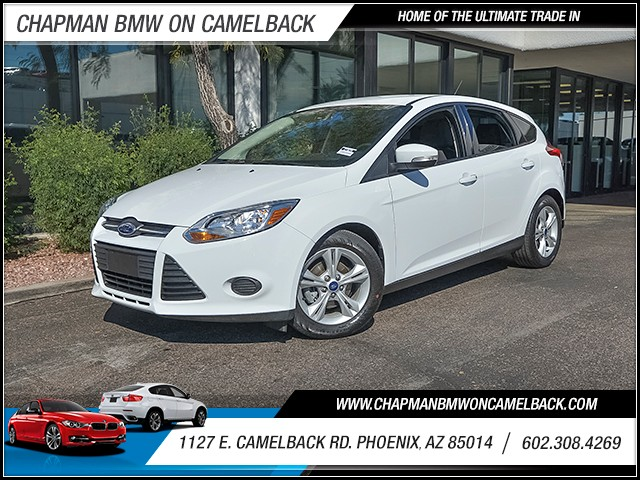 2014 Ford Focus SE 33325 miles Wireless data link Bluetooth Cruise control Anti-theft system a
