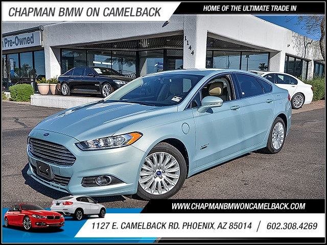 2014 Ford Fusion Energi SE 41353 miles 6023852286 1127 E Camelback Rd Chapman Value center o