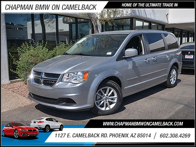 2016 Dodge Grand Caravan SXT 26373 miles 6023852286 1127 E Camelback Rd Chapman Value center