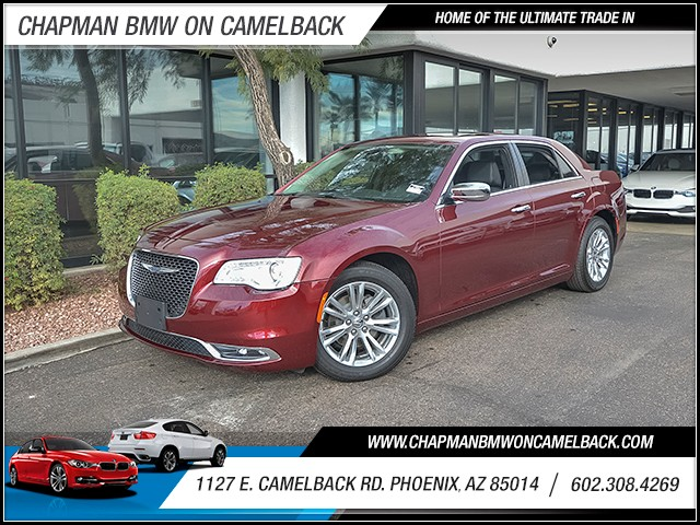 2016 Chrysler 300 C 11873 miles Real time traffic Wireless data link Bluetooth Electronic messa