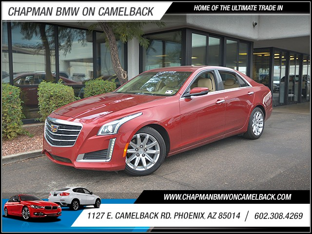 2015 Cadillac CTS 36L Luxury Collection 31492 miles Cars in stock as available at special discou