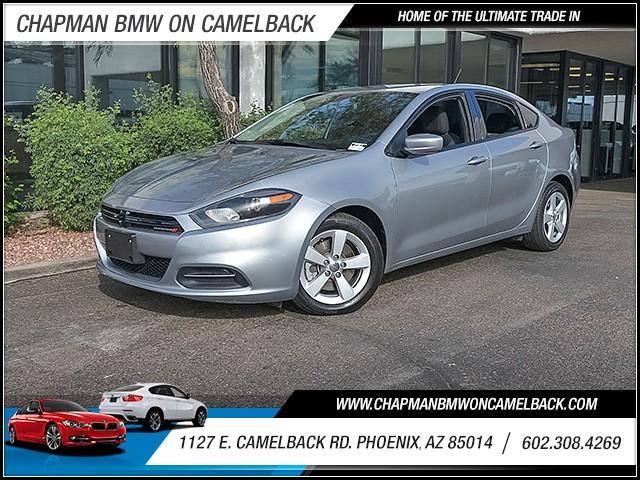 2015 Dodge Dart SXT 40656 miles 6023852286 1127 E Camelback Rd Chapman Value center on Camel