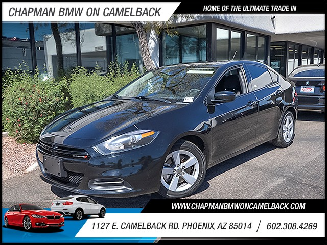 2015 Dodge Dart SXT 42967 miles 6023852286 1127 E Camelback Rd Chapman Value center on Camel