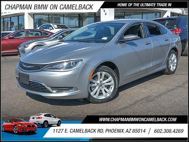 2015 Chrysler 200 Limited 41179 miles 6023852286 1127 E Camelback Rd Chapman Value center o