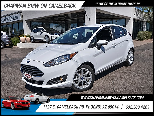 2015 Ford Fiesta SE 33495 miles Phone voice operated Electronic messaging assistance with read f