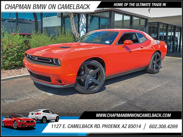 2016 Dodge Challenger SXT 22241 miles Wireless data link Bluetooth Cruise control Anti-theft sy