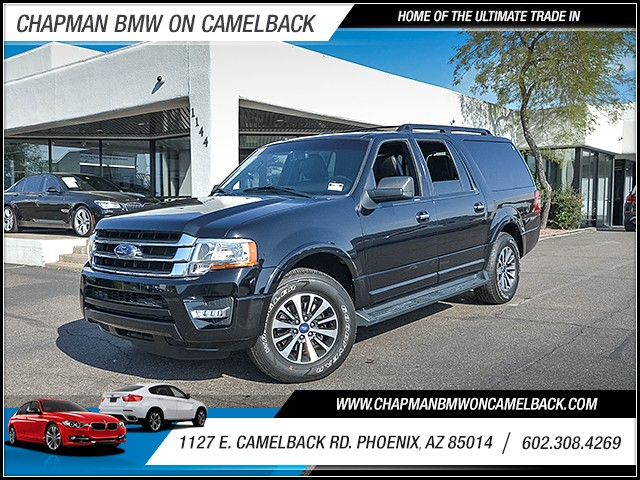2016 Ford Expedition EL XLT 35256 miles Wireless data link Bluetooth Cruise control Parking sen