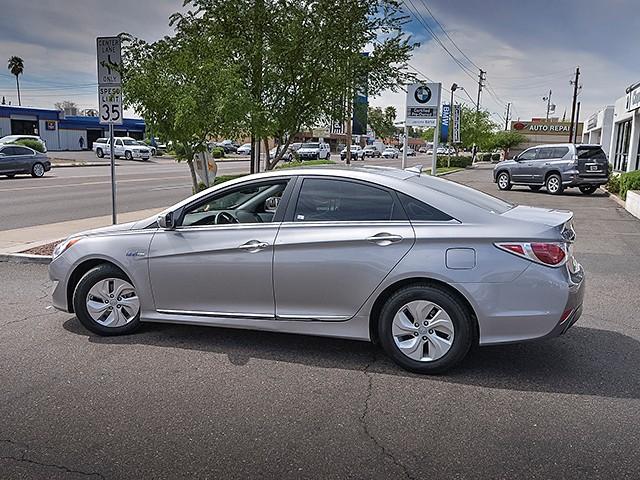 2013 Hyundai Sonata Hybrid Limited Cars And Vehicles Phoenix Az Recycler Com