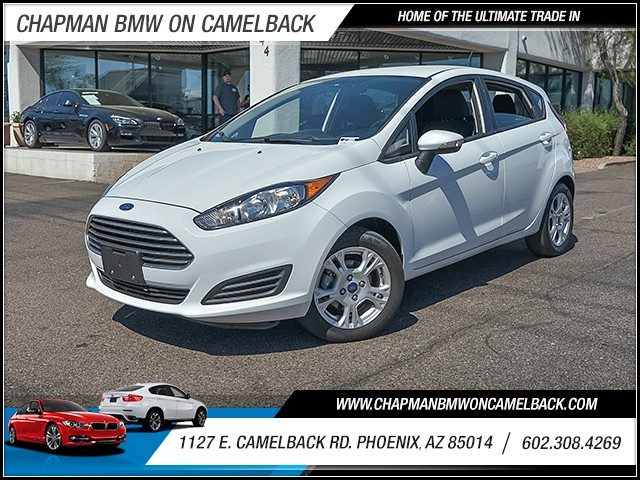 2014 Ford Fiesta SE 50643 miles 6023852286 1127 E Camelback Rd Chapman Value center on Camel
