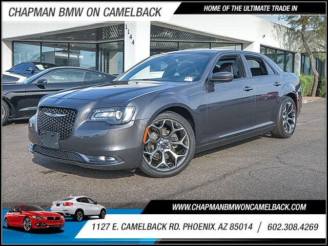2016 Chrysler 300 S 22558 miles Electronic messaging assistance voice operated Electronic messag
