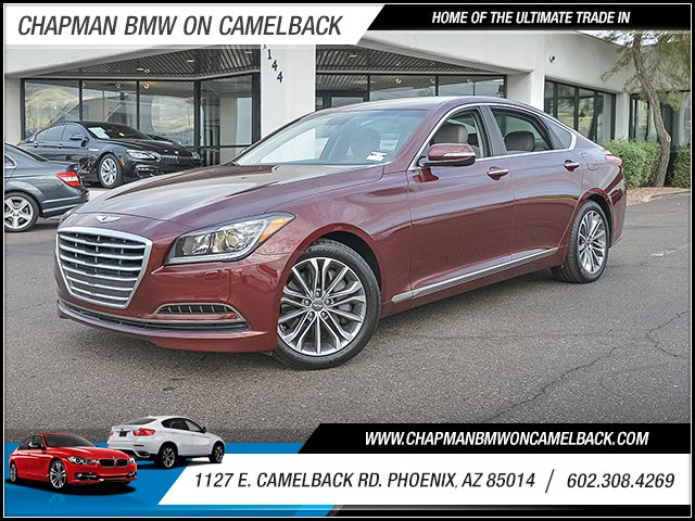 2015 Hyundai Genesis 38L 19098 miles 6023852286 1127 E Camelback Rd Chapman Value center o