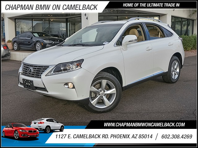 2015 Lexus RX 350 26994 miles 6023852286 1127 E Camelback Rd Chapman Value center on Camelba
