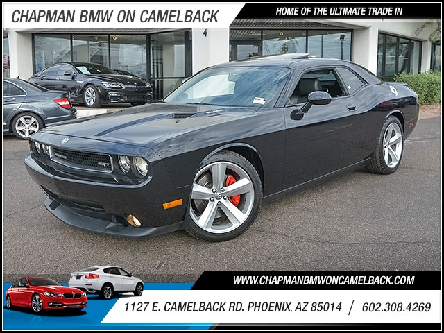 2008 Dodge Challenger SRT8 31739 miles 6023852286 1127 E Camelback Rd Chapman Value center