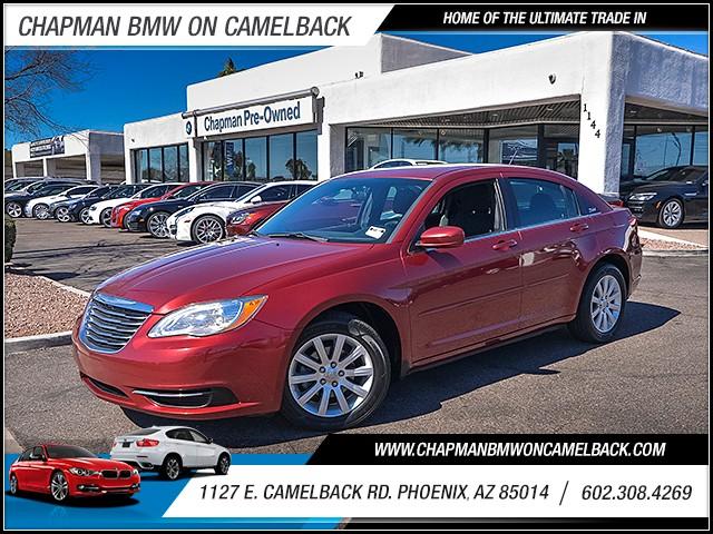 2012 Chrysler 200 Touring 69401 miles 6023852286 1127 E Camelback Rd Chapman Value center o