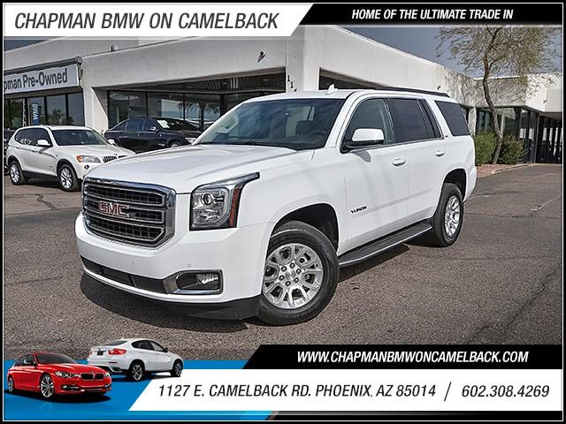 2016 GMC Yukon SLT 40237 miles 6023852286 1127 E Camelback Rd Chapman Value center on Camelb