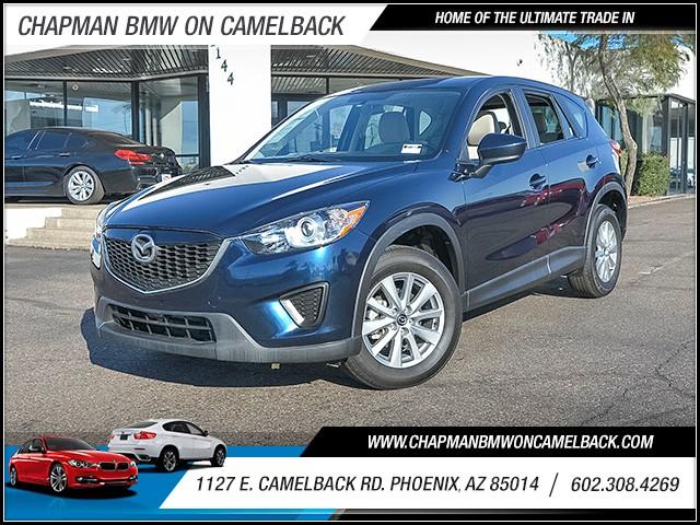 2015 Mazda CX-5 Sport 40256 miles 6023852286 1127 E Camelback Rd Chapman Value center on Ca