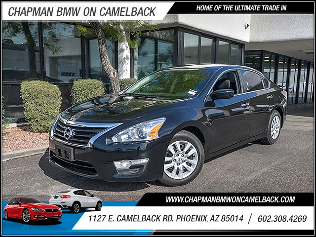2015 Nissan Altima 25 S 41281 miles 6023852286 1127 E Camelback Rd Chapman Value center on