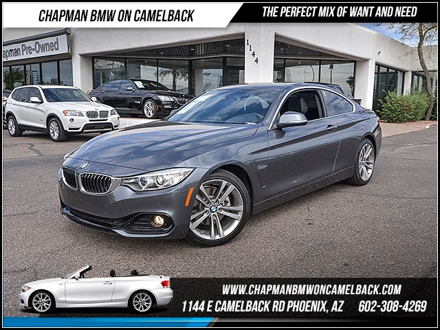 2017 BMW 4-Series 430i Sport Line Driver Assist Pk 5782 miles 6023852286 - 12th St and Camelbac