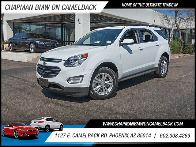 2016 Chevrolet Equinox LT 17738 miles 6023852286 1127 E Camelback Rd Chapman Value center on