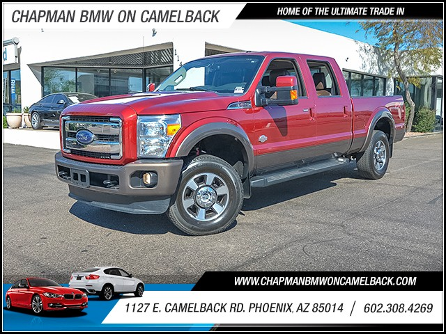 2015 Ford F-250 Super Duty King Ranch Crew Cab 29347 miles 6023852286 1127 E Camelback Rd Ch