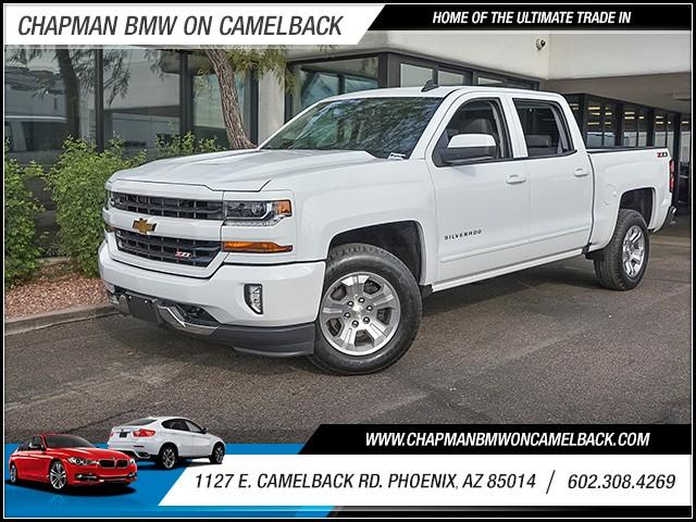 2016 Chevrolet Silverado 1500 LT Crew Cab 8711 miles 6023852286 1127 E Camelback Rd Chapman
