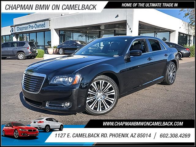 2014 Chrysler 300 S 52511 miles 6023852286 1127 E Camelback Rd Chapman Value center on Camel