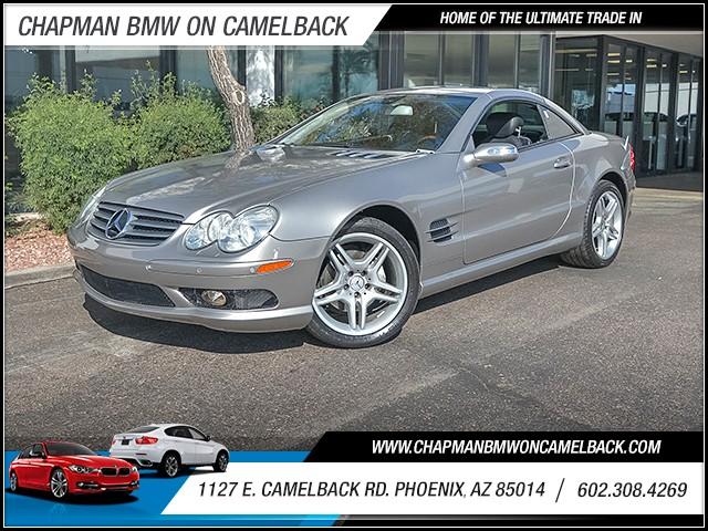 2006 Mercedes SL-Class SL 500 58772 miles 6023852286 1127 E Camelback Rd Chapman Value cente