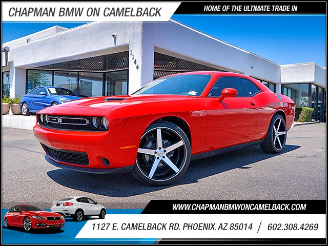 2016 Dodge Challenger SXT 0 miles 6023852286 1127 E Camelback Rd Summer Sales Event on Now