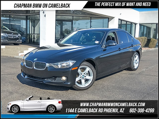 2014 BMW 3-Series Sdn 328i 45571 miles 6023852286 Chapman BMW on Camelback CPO Sales Event