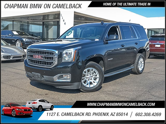 2017 GMC Yukon SLT 25228 miles Chapman Value Center on Camelback is specializing in late model cl
