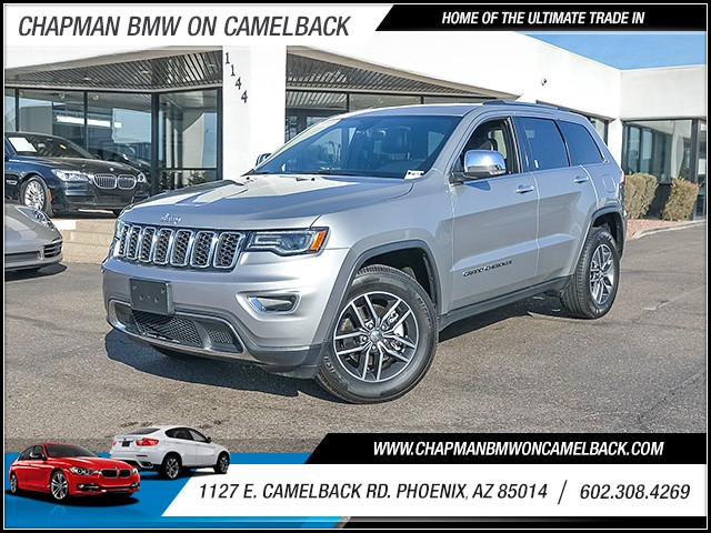 2017 Jeep Grand Cherokee Limited 23017 miles 6023852286 Chapman Value Center in Phoenix spec