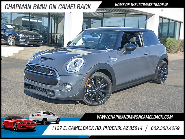 2017 MINI Cooper S Hardtop 3489 miles Phone hands free Satellite communications MINI Connected