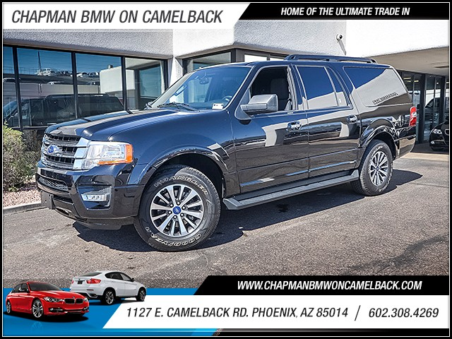 2017 Ford Expedition EL XLT 16264 miles Wireless data link Bluetooth Cruise control Parking sen