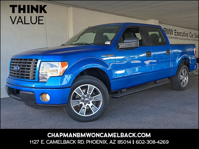 2014 Ford F-150 STX Crew Cab 31405 miles 6023852286Presidents Day Weekend Sale at Chapman Va