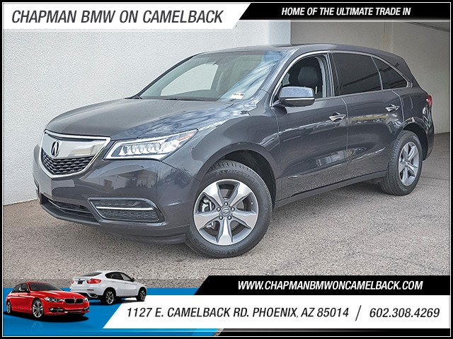 2016 Acura MDX 34937 miles 6023852286 Chapman Value Center in Phoenix specializing in late m