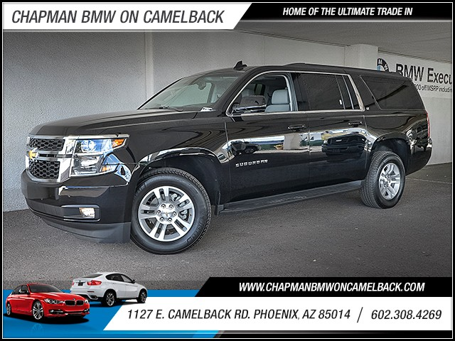 2017 Chevrolet Suburban LT 1500 18589 miles 6023852286 Chapman Value Center in Phoenix speci