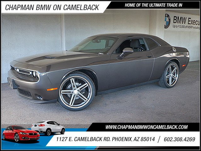 2016 Dodge Challenger SXT 42758 miles 6023852286 Chapman Value Center in Phoenix specializin
