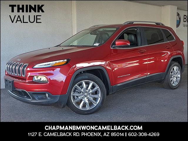 2017 Jeep Cherokee Limited 32887 miles 6023852286Presidents Day Weekend Sale at Chapman Valu
