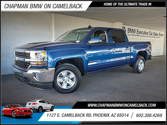 2017 Chevrolet Silverado 1500 LT Crew Cab 3286 miles 6023852286 Chapman Value Center in Phoe