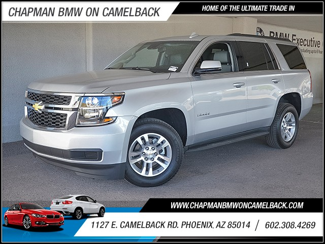 2017 Chevrolet Tahoe LT 17262 miles 6023852286 Chapman Value Center in Phoenix specializing