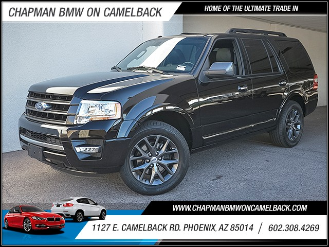 2017 Ford Expedition Limited 22243 miles 6023852286 Chapman Value Center in Phoenix speciali