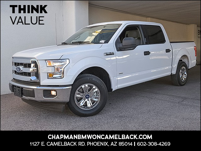 2017 Ford F-150 XLT Crew Cab 15448 miles 6023852286Presidents Day Weekend Sale at Chapman Va