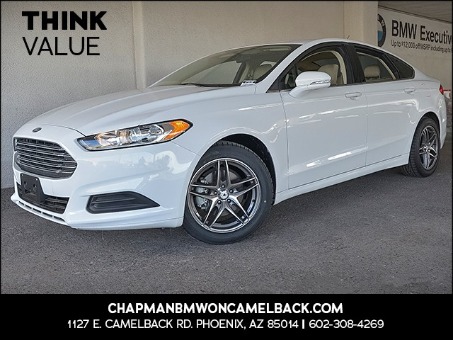 2014 Ford Fusion SE 23491 miles 6023852286 Chapman Value Center in Phoenix specializing in l