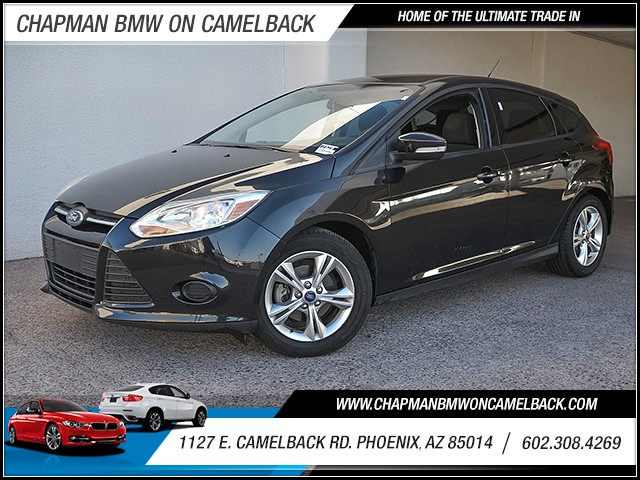 2013 Ford Focus SE 70366 miles Wireless data link Bluetooth Cruise control 2-stage unlocking do