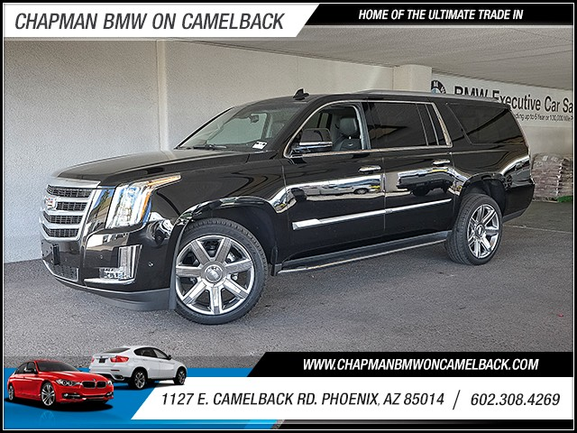 2017 Cadillac Escalade ESV Luxury 16049 miles 6023852286 Chapman Value Center in Phoenix spe