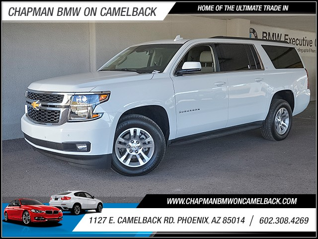 2017 Chevrolet Suburban LT 1500 24378 miles 6023852286 Chapman Value Center in Phoenix speci